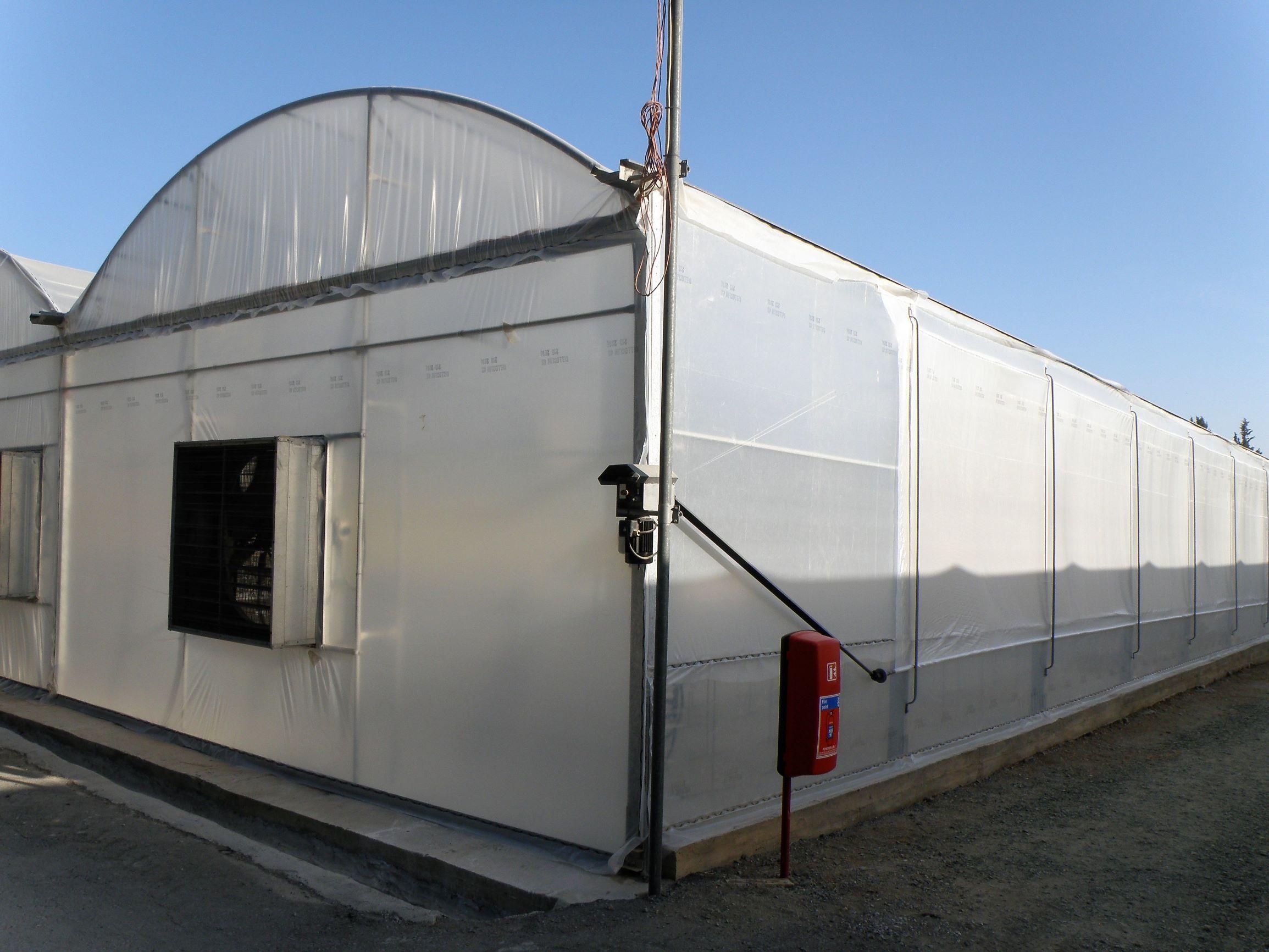 Κατασκευή & Λειτουργία Θερμοκηπίων
